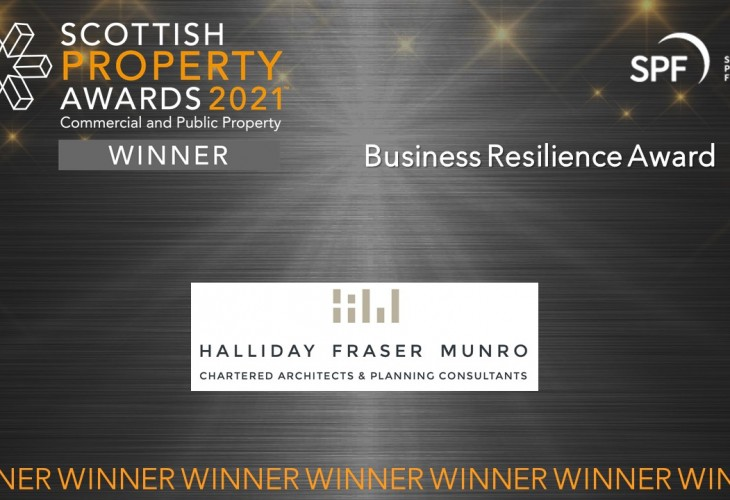 Double win for Halliday Fraser Munro at the Scottish Property Awards