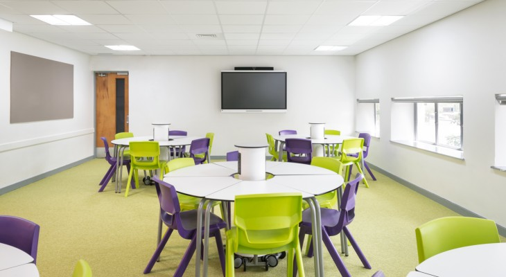 Aboyne Academy Learning Plaza Refurbishment